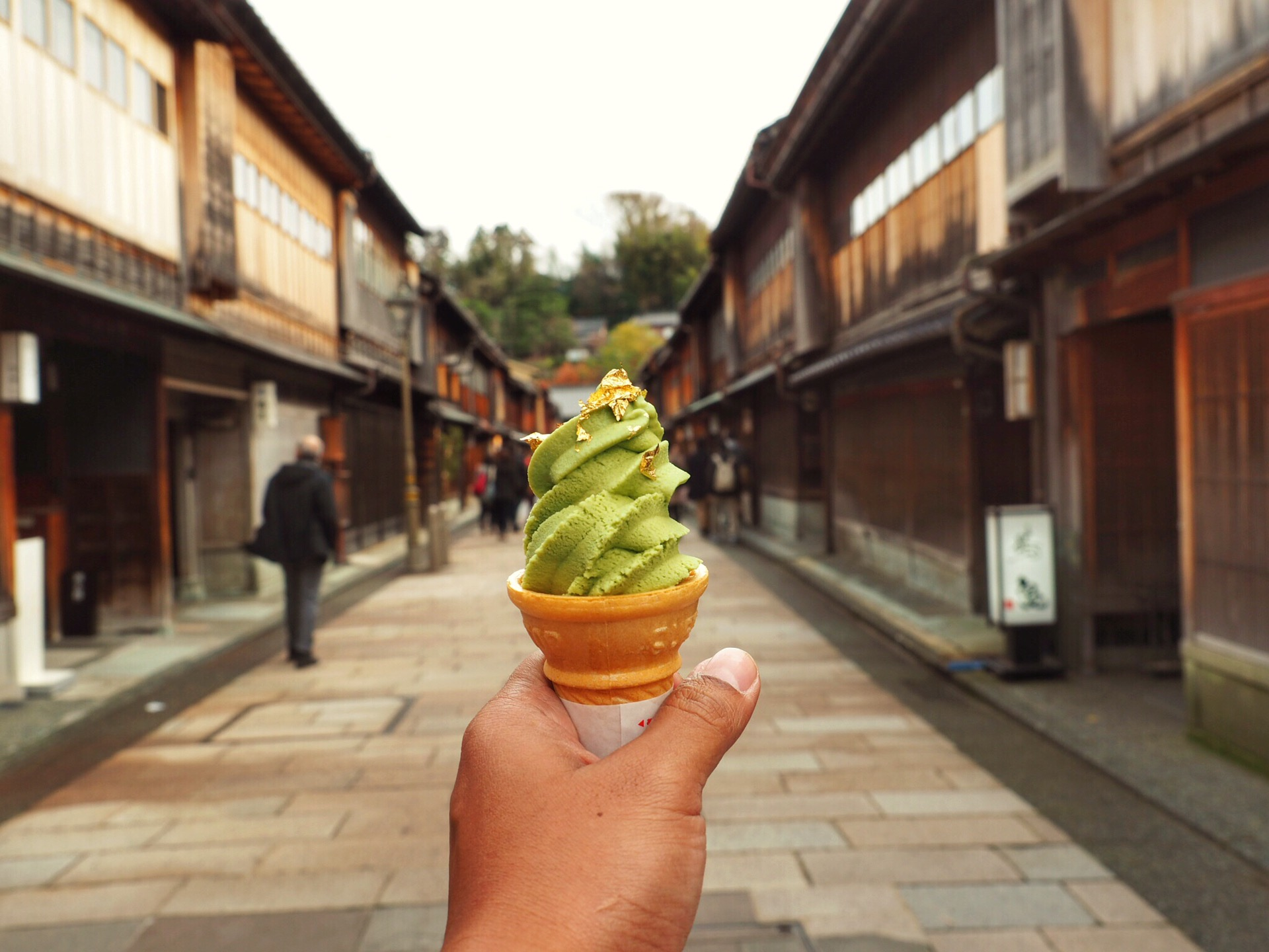 Nikmatnya Ice Cream di Jepang – My World in My Words