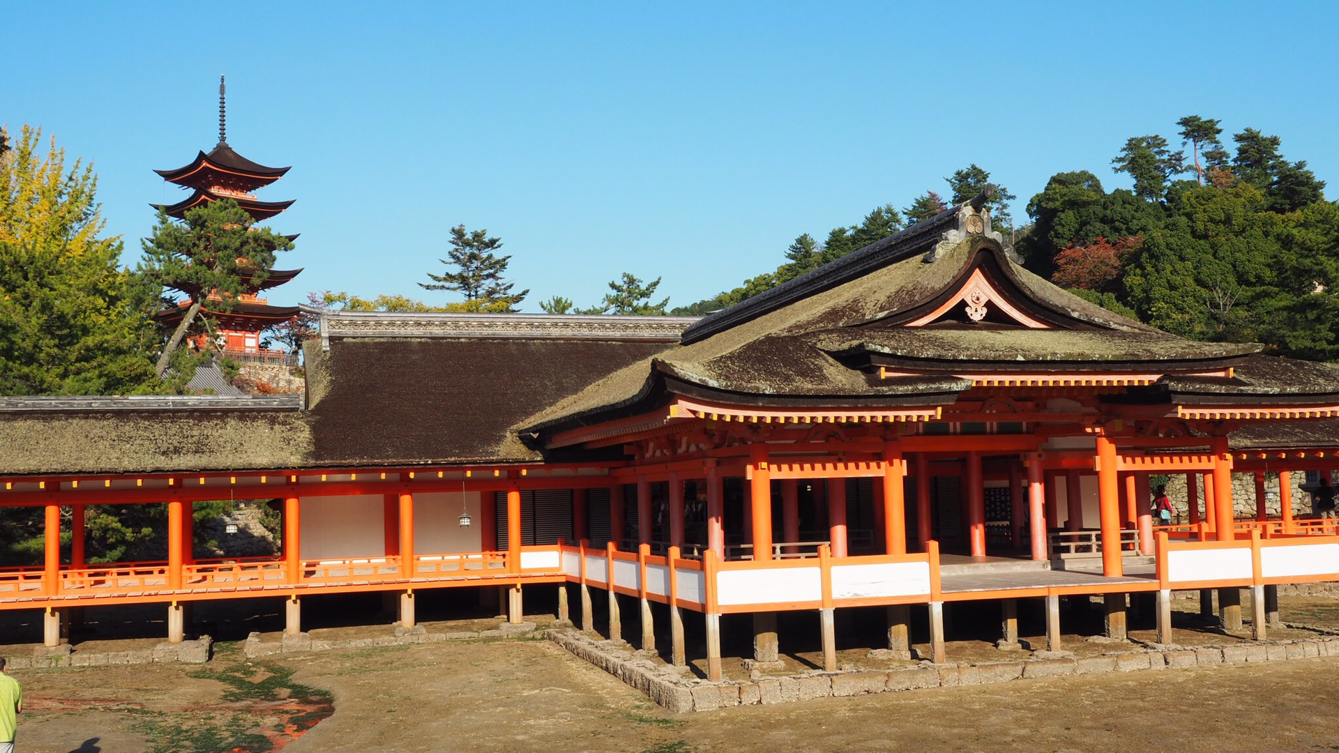 Itshukushima Shrine
