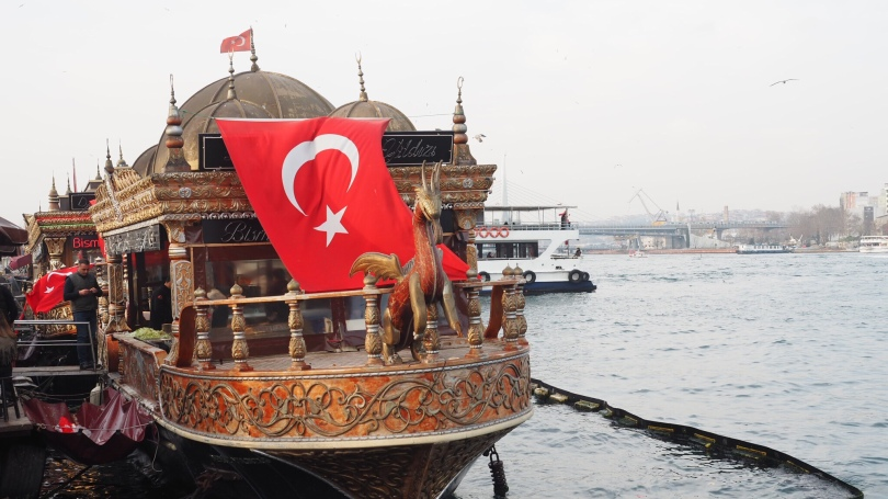Turyol Pier